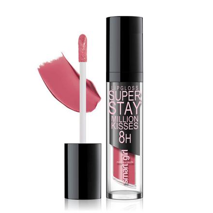 Купить Belor Design, Блеск для губ Smart girl Million kisses, тон 203