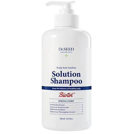 Купить Dr.SEED, Шампунь для волос Spring Fairy, 500 мл