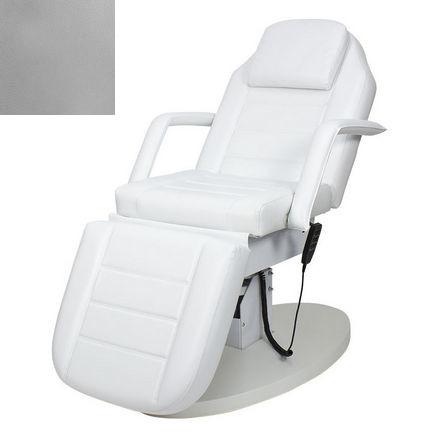 Купить Мэдисон, Косметологическое кресло «Элегия-02», серебряное