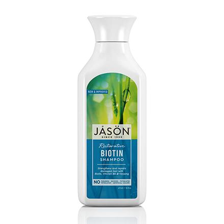 Купить JASON, Шампунь Restorative Biotin, 473 мл, JASON (JĀSÖN)