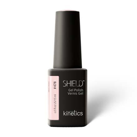 Купить Kinetics, Гель-лак Shield №478, Skin Twin, Натуральный