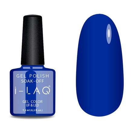 Купить I-LAQ, Гель-лак №033, Синий
