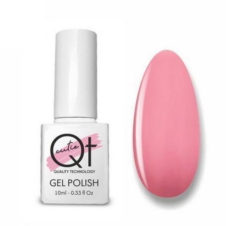 Купить QT, Гель-лак №032, Розовый