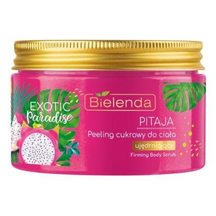 Фото - Bielenda, Скраб для тела Exotic Paradise Pitaja, 350 г косметика для мамы bielenda exotic paradise сахарный скраб для тела увлажняющий дыня 350 г