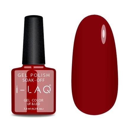 I-LAQ, Гель-лак №001, Красный  - Купить