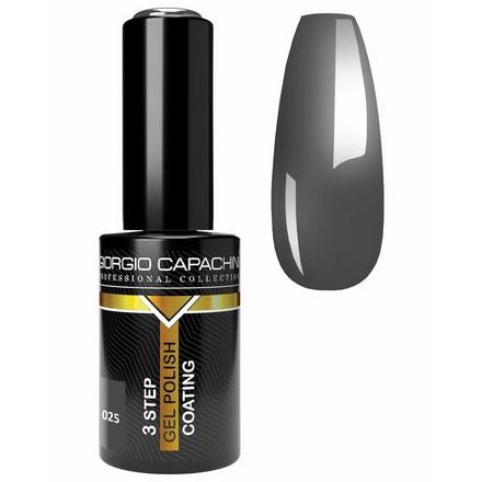 Купить Giorgio Capachini, Гель-лак Business Style №025, Серый