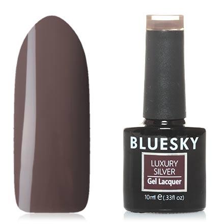 Bluesky, Гель-лак Luxury Silver №172