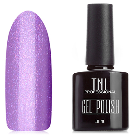 TNL, Гель-лак №70, Темно-пурпурный