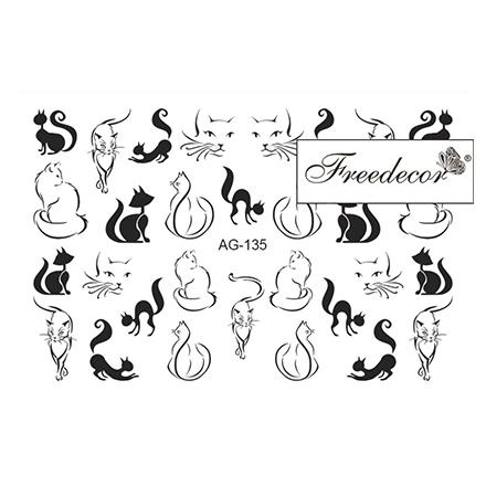Купить Freedecor, Слайдер-дизайн «Аэрография» №135