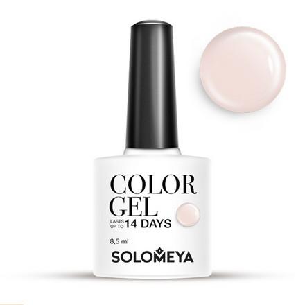 Купить Solomeya, Гель-лак №27, Marshmallow, Wella Professionals, Розовый
