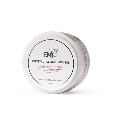 E.Mi, Пилинг-мусс Crystal, 150 г