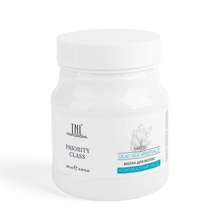 Купить TNL, Маска для волос Priority Class Dead Sea Minerals, 250 мл, TNL Professional