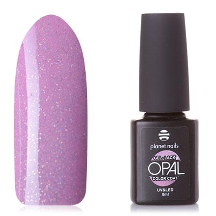 Купить Planet Nails, Гель-лак Opal №861, Розовый