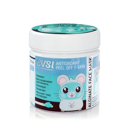 Купить EVSI, Альгинатная маска для лица Antioxidant Peel Off F-Skin, 25 г