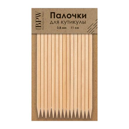 Купить BPW.Style, Палочки для кутикулы, 11 см, 15 шт
