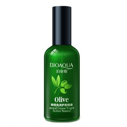 Bioaqua, Масло для волос с экстрактом оливы, 50 мл