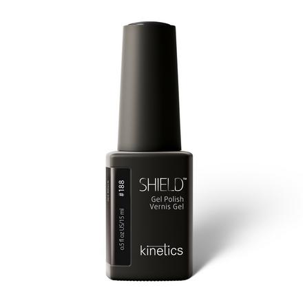 Купить Kinetics, Гель-лак Shield №188, 15 мл, Черный