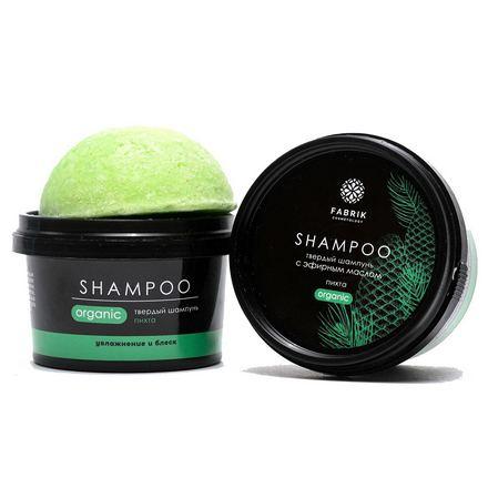 Купить Fabrik Cosmetology, Твердый шампунь «Пихта», 55 г