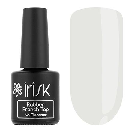Купить IRISK, Топ Rubber French №01, Light Milky, Белый