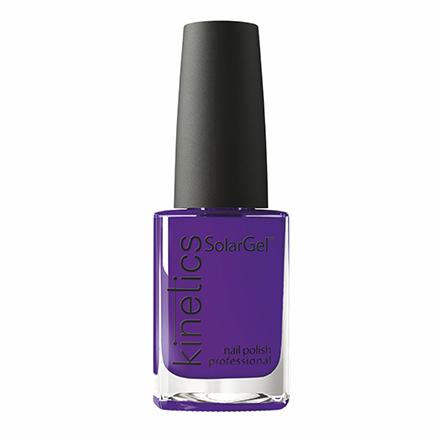 Купить Kinetics, Лак для ногтей SolarGel №401, Freedom, Фиолетовый