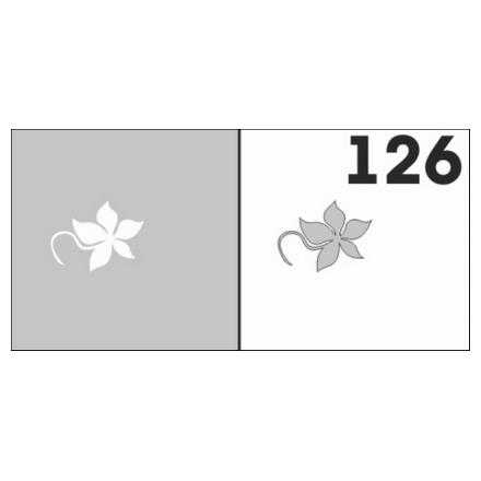 Airnails, Трафареты №126
