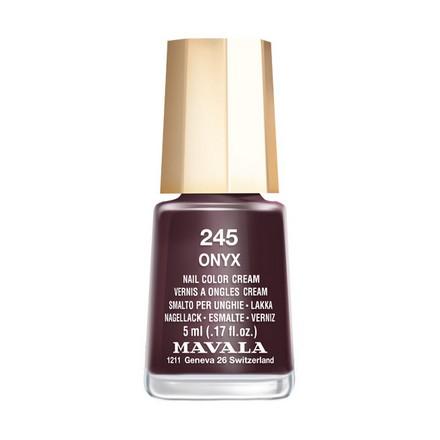 Купить Mavala, Лак для ногтей №245, Onyx, Фиолетовый