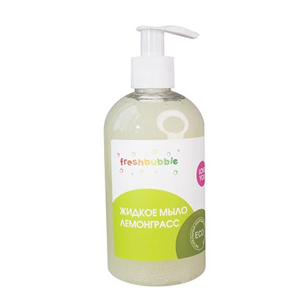Купить Freshbubble, Жидкое мыло «Лемонграсс», 300 мл