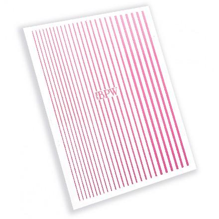 Купить BPW.Style, Гибкая лента, неон малиновый, №1-17