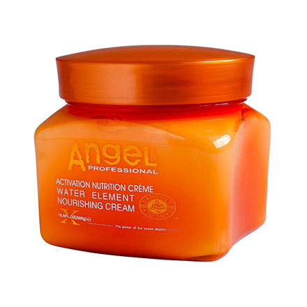 Angel Professional, Питательный крем для волос, 500 мл