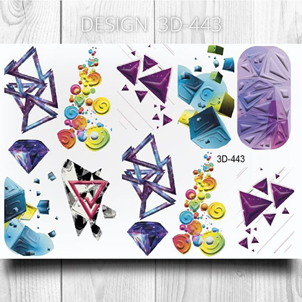 Купить Anna Tkacheva, 3D-слайдер №443