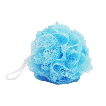Купить Dewal, Мочалка для тела, голубая