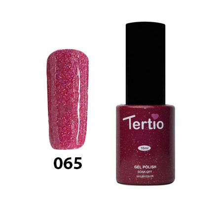 Tertio, Гель-лак Eco Line №65