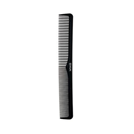 Купить Dewal, Расческа «Эконом», с разметкой, черная, 18 см