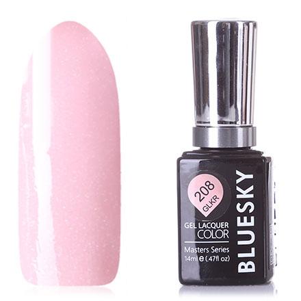 Купить Bluesky, Гель-лак Masters Series №208, Розовый