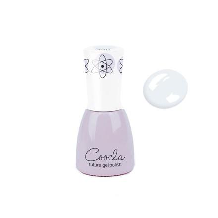 Coocla, Гель-лак №001, White&Fluffy