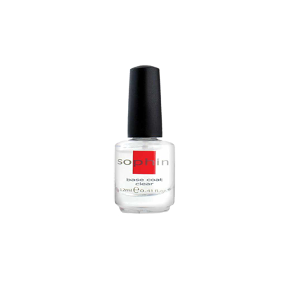 купить Sophin, Base Coat Clear 12 ml недорого