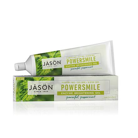 JASON, Гелевая зубная паста Powersmile Enzyme Brightening, 125 г