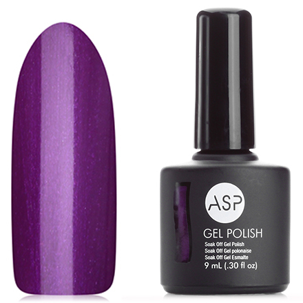 All Season Nails, ASP Гель-Лак для ногтей IM ROYALTY PURPLE
