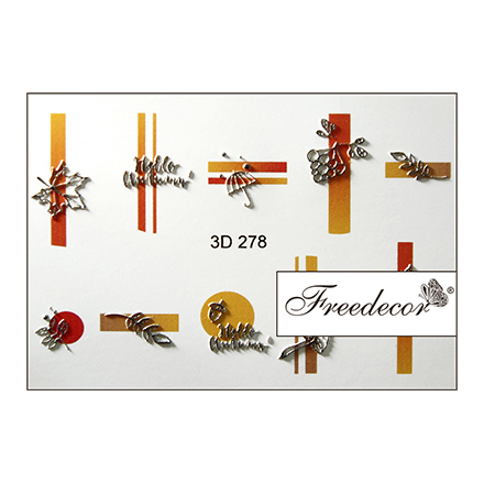 Freedecor, 3D-слайдер №278 фото