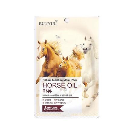 Купить Eunyul, Тканевая маска для лица с лошадиным маслом, 23 мл