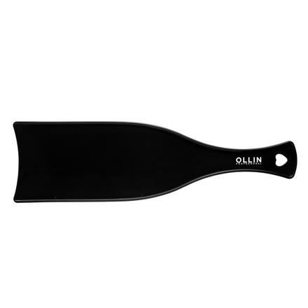 Купить OLLIN, Лопатка для мелирования волос, большая, черная, Ollin Professional
