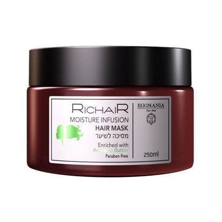 Купить Egomania, Маска для волос RichaiR Moisture Infusion, 250 мл