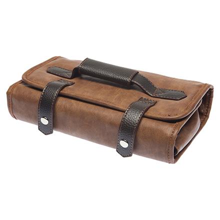 Купить Dewal, Чехол для парикмахерских инструментов, коричневый, 25х13х8 см