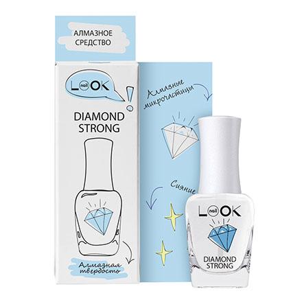 NailLOOK, Средство для укрепления ногтей Diamond Strong, 12 мл фото