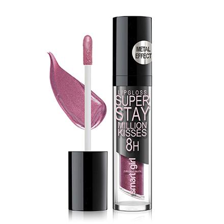 Купить Belor Design, Блеск для губ Smart girl Million Kisses, тон 216