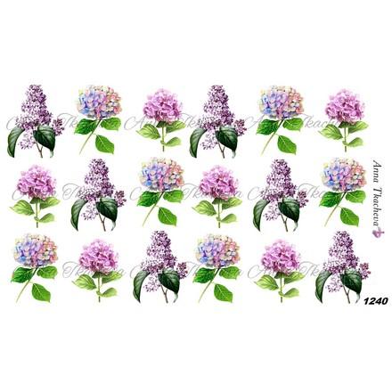 Купить Anna Tkacheva, Слайдер-дизайн №1240 «Цветы»