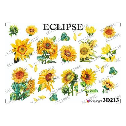 Купить Eclipse, 3D-слайдер для ногтей №213