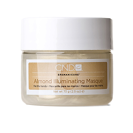 CND, Маска Almond Illuminating Masque, 73 гр (УЦЕНКА)