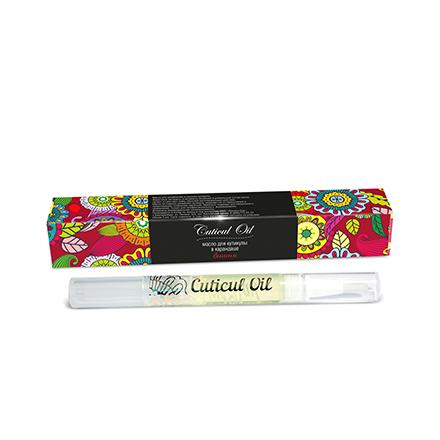 JessNail, Масло для кутикулы «Вишня», 3 мл фото