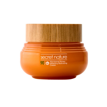 Купить Secret Nature, Крем для лица Mandarine Honey, 60 мл